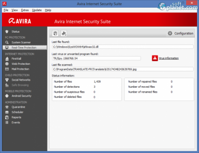 Avira Internet Security Suite Screenshot4