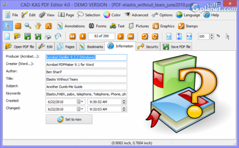 CAD-KAS PDF Editor Screenshot4