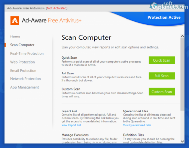 Ad-Aware Free Antivirus Screenshot2