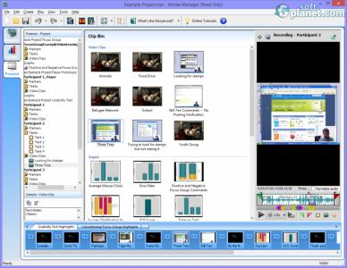 Morae Screenshot3