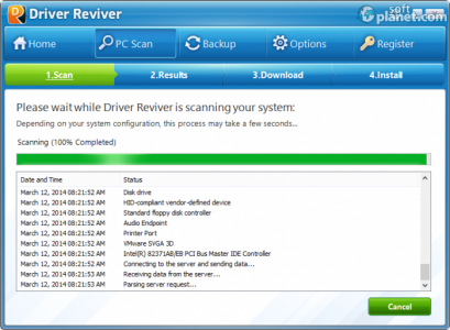 Driver Reviver Screenshot2