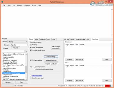 AutoWikiBrowser Screenshot3