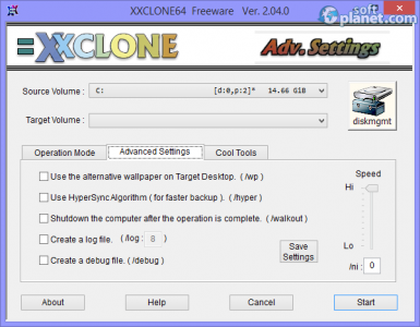 XXCLONE Screenshot4