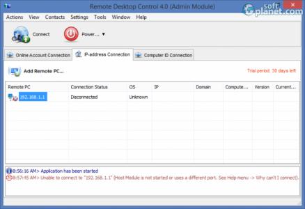 Remote Desktop Control Screenshot3