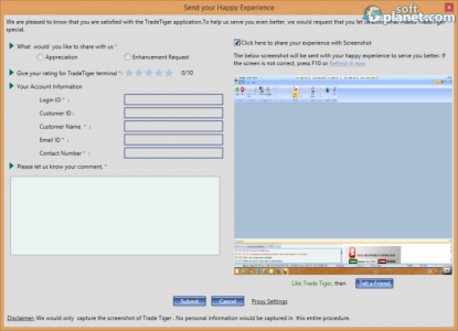 TradeTiger Screenshot3