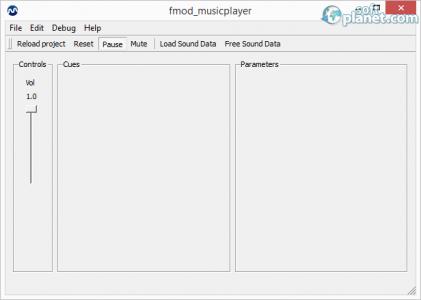 Fmod Designer Screenshot3