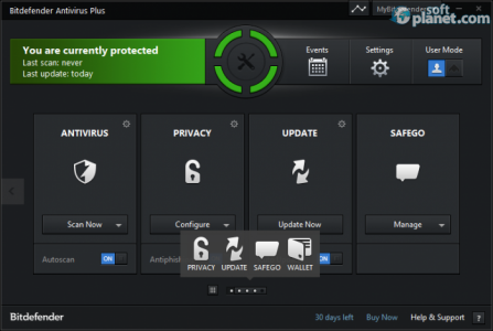 Bitdefender Antivirus Plus Screenshot3