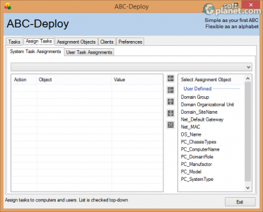 ABC-Deploy Screenshot2