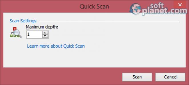 Cyotek WebCopy Screenshot2