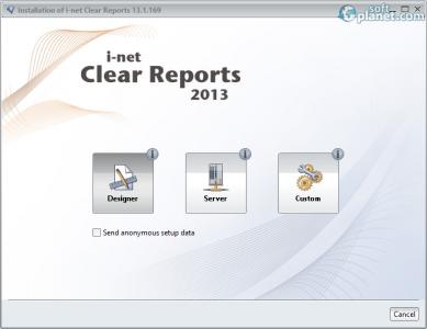 i-net Clear Reports Screenshot4