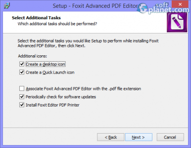 Foxit Advanced PDF Editor Screenshot4