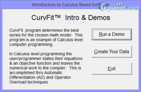 CurvFit Screenshot5