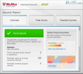 McAfee Internet Security Screenshot3