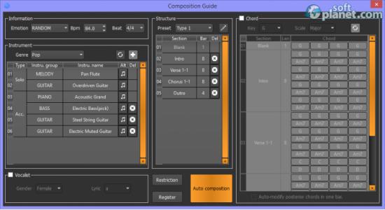 DigiBand Screenshot4