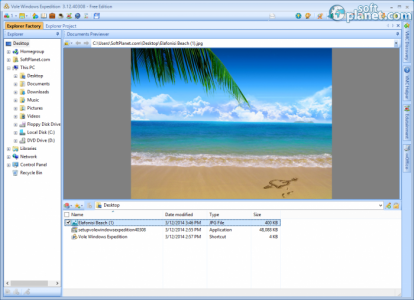 Vole Windows Expedition Screenshot3