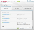 McAfee Internet Security Screenshot4