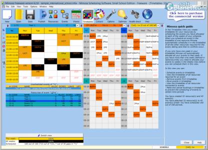 Mimosa Small School Edition Screenshot2