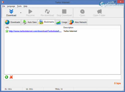 Turbo Internet Screenshot3