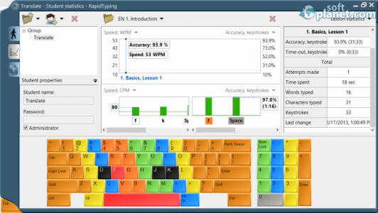 RapidTyping Screenshot2