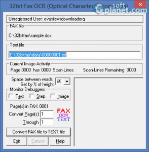 32bit Fax Screenshot2