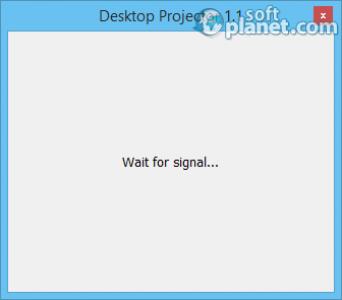 Desktop Projector Screenshot3