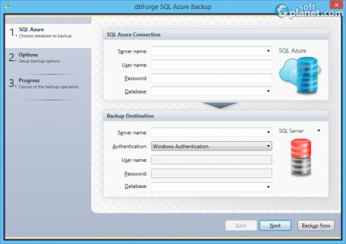 dbForge SQL Azure Backup 1.0