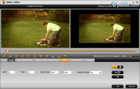 Aunsoft Video Converter Screenshot2