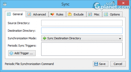 IronSync Server Screenshot3