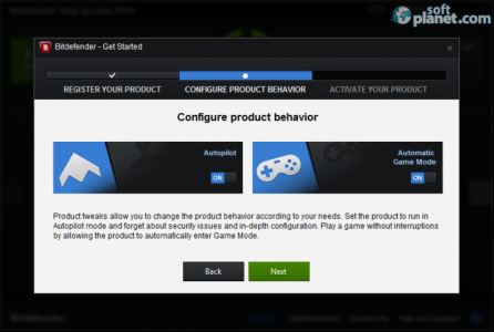 Bitdefender Total Security Screenshot5