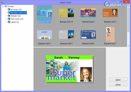 Easy Card Creator Enterprise Screenshot2