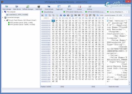 UFS Explorer Professional Recovery Screenshot3