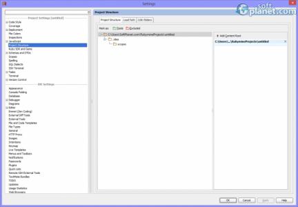 RubyMine Screenshot3