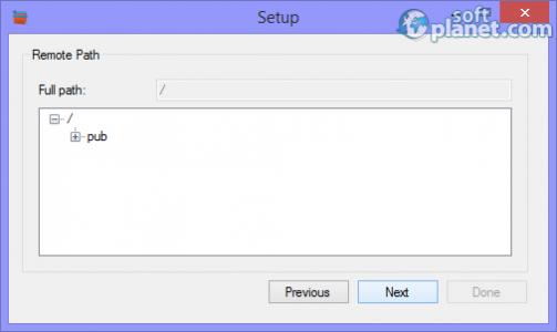 FTPbox Portable Screenshot2