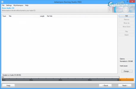 Ashampoo Burning Studio Screenshot2