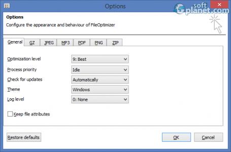 File Optimizer Screenshot2