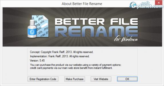 Better File Rename Screenshot3