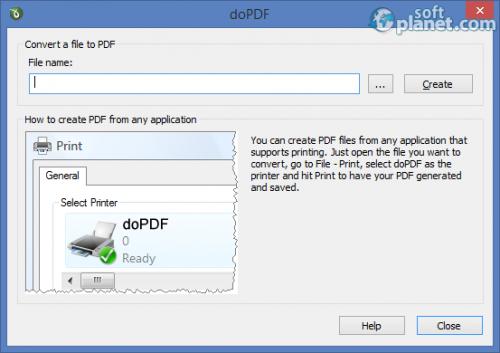 doPDF 8.0 builld 910
