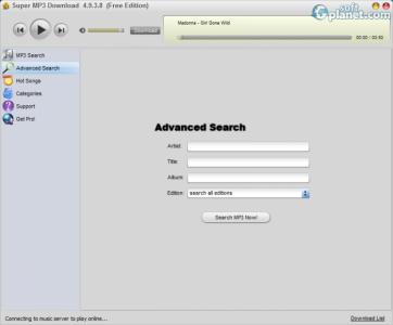 Super MP3 Download Screenshot2