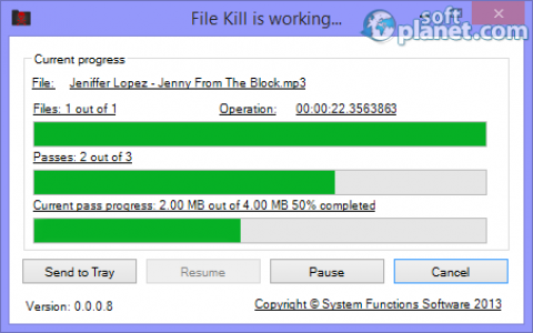 File Kill Screenshot3