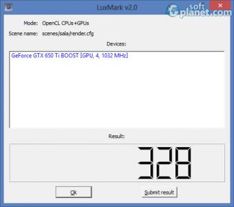 LuxMark Screenshot3
