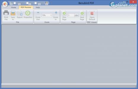 Benubird PDF Screenshot2