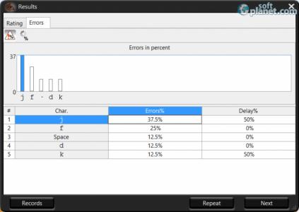 Portable RapidTyping Screenshot3