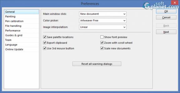 Artweaver Screenshot2