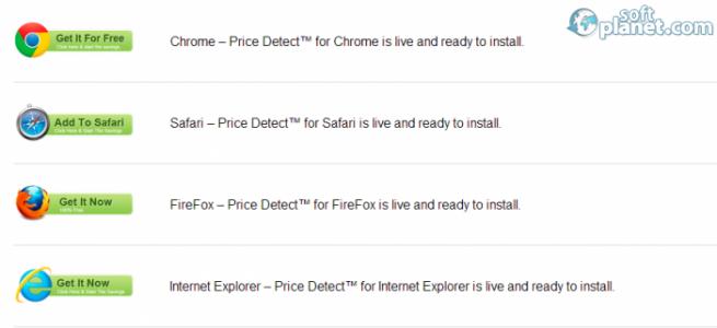 PriceDetect Screenshot3
