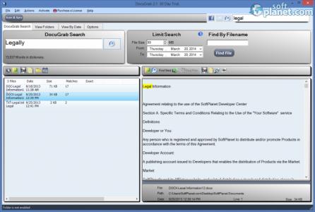 DocuGrab Screenshot4