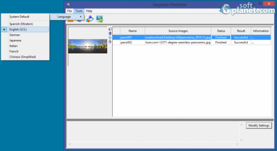EPublisher Screenshot3
