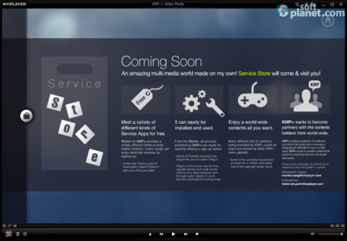 KMPlayer Screenshot4
