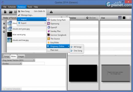 Quelea Screenshot3