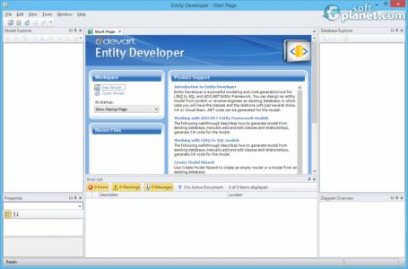 Entity Developer for NHibernate Screenshot2