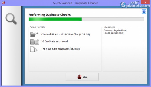 Duplicate Cleaner Pro Screenshot3